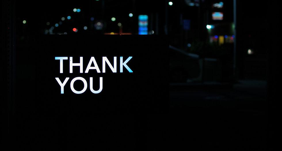 1031 Exchange Thank You