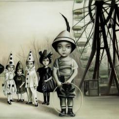 Amusement Park- Série Pulillus