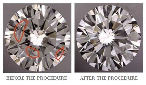 Enhanced or Treated Diamonds
