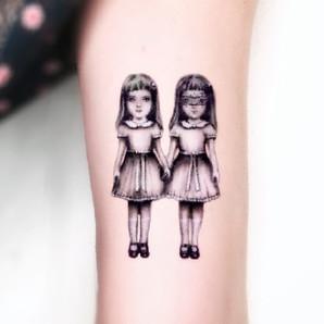Twins - disponível para tatuar