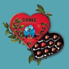 Caixa presentes Danke Cacau