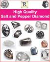 Top 10 High Quality Salt and Pepper Diamonds