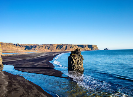 Iceland, a peek at the majesty of
