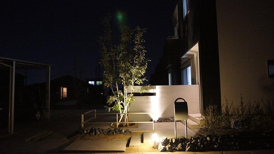 愛知県一宮外構施工事例リム