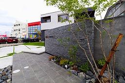 ヘ-ベルハウス 外構 設計