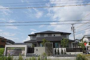 愛知のトヨタホ-ム外構施工事例 小牧のエクステリアショップL.I.M(リム)