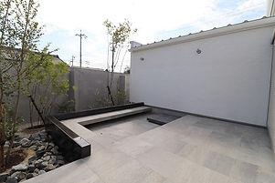 ガ-デンリフォ-ム お庭