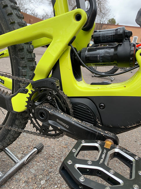Mellow Velo Santa Fe electric ebikes for rent