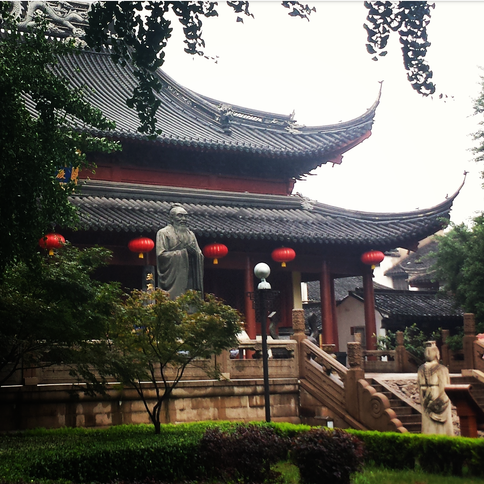 Confucius - Nanjing