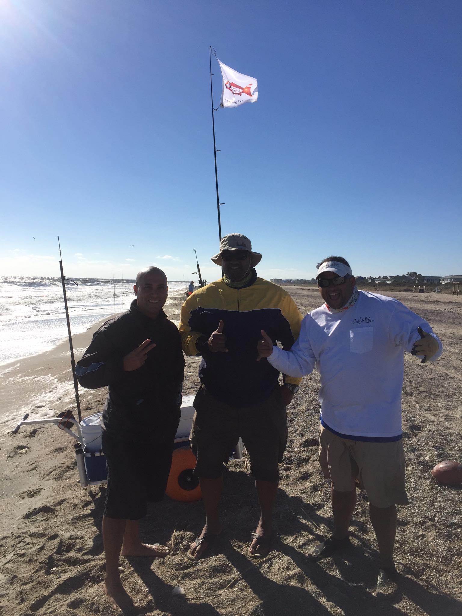 tybee fishing co surf fishing tournament