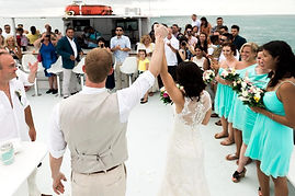Affordable Boat Weddings Key West Florida