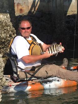 Team Tybee Kayak Guide