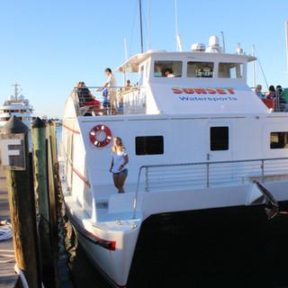 Luxury Key West Boats