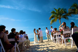 Cheap Key West Beach Wedding