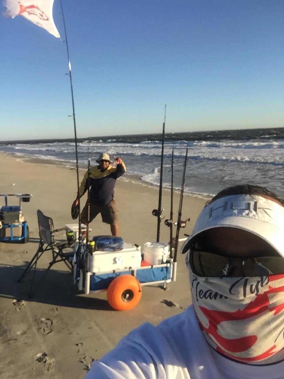 Redfish_Tourament_Team_Tybee