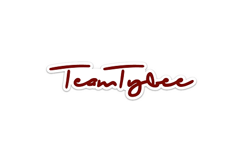 Team Tybee Decal