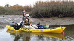 Tybee Fishing Co Kayak Charters