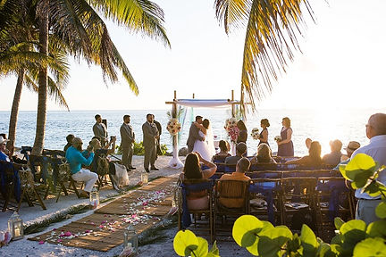Ultimate Key West Wedding on Beach Florida
