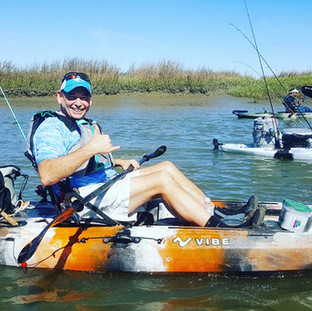 Tybee's Best Kayak Fishing Charter