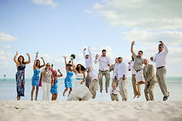 Affordable beach Wedding Key West Florida