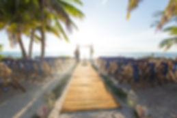 beach weddings key west florida
