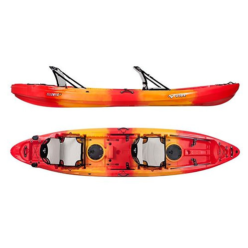 Vibe Yellowfin Tandem 130 Kayak