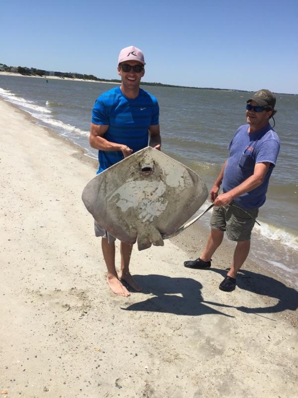 team tybee sting ray
