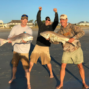 georgia beast beach fishing tournament