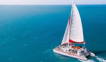 Key West Wedding Sail Boat Cruise