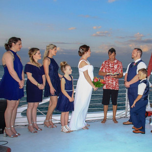 on the water weddings key west