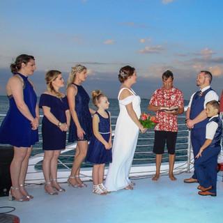 on the water weddings key west