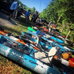 Team Tybee Kayak Fishing Charter