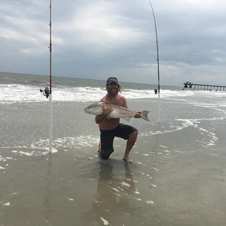 redfish tournemant