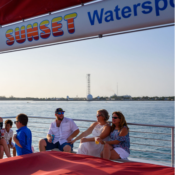 sunset watersports private charters