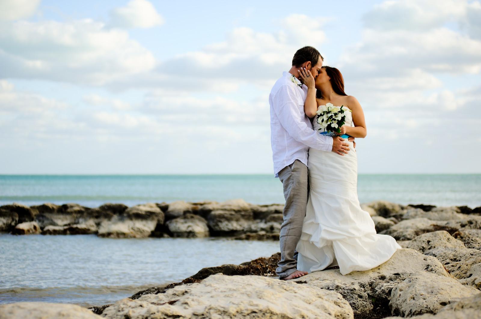 Smathers Beach Wedding Key West Jpg