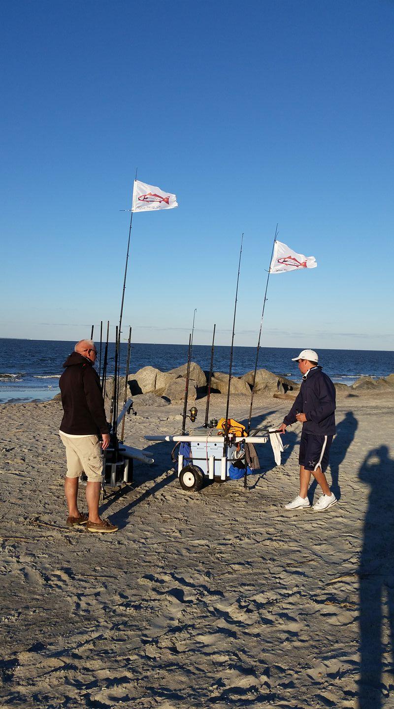 team tybee beach fishing tourney