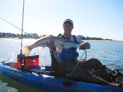 Big Redfishg Tybee Fishing Co Kayak