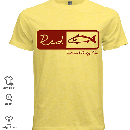 Classic - Yellow Blend Short Sleeve