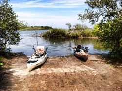 Couples guided kayak tours Savannah