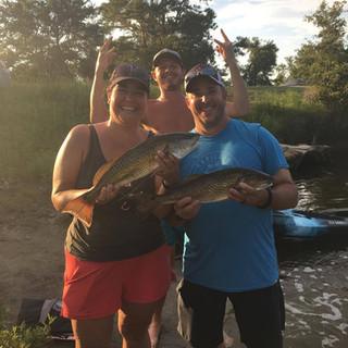 #1 Kayak Fishing Charter in Savannah