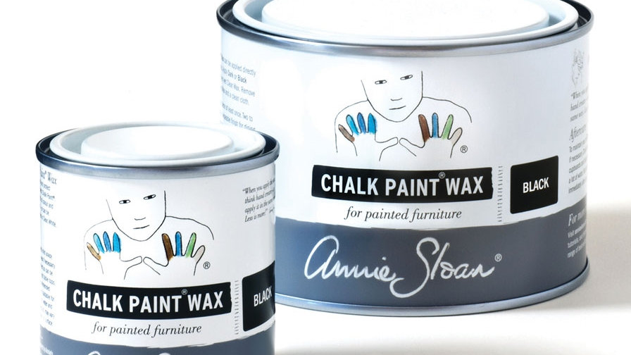 Black Chalk Paint® Wax