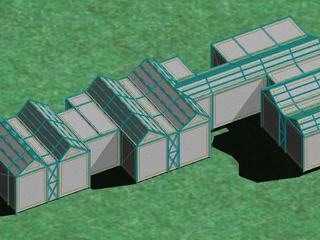 Μεταλλικές Κατασκευές. Μαθήματα τεχνικής από πρόσφατα περατωμένη κατασκευή.