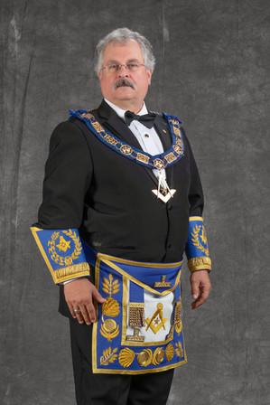 R.W.Bro. Reg Karbonik