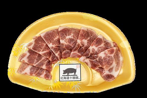 日本豚肉梅頭燒肉片 (200g)