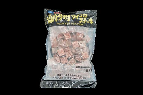 沖繩一口牛肉粒 1kg