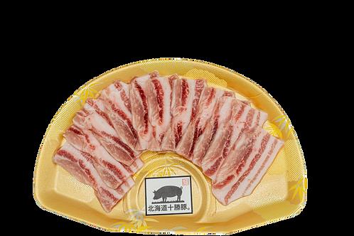 日本豚肉五花腩燒肉片(200g)