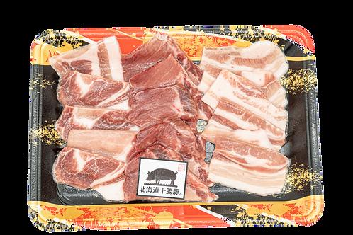 日本豚肉三併燒肉片 (300g)