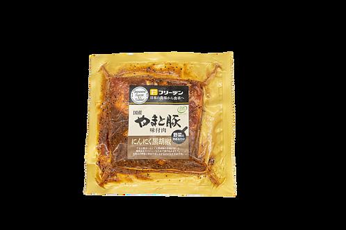 日本豚肉(黑椒汁)(180g)