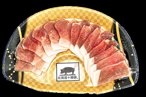 日本豚肉肉眼燒肉片 (200g)