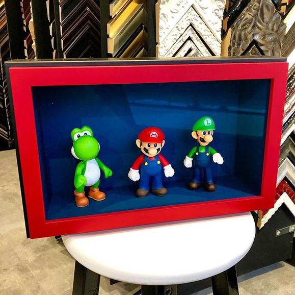 Artifice Encadrement - Mario